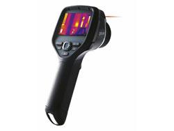 Die FLIR CM174 Strommesszange mit integrierter Wärmebildkamera