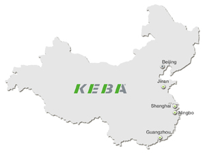 KEBA in China