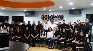 Neues Trotec-Team in Mexiko; Foto: Trotec Laser GmbH