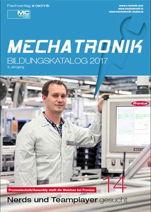 Mechatronik Bildungskatalog 2017